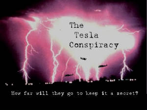The Tesla Conspiracy